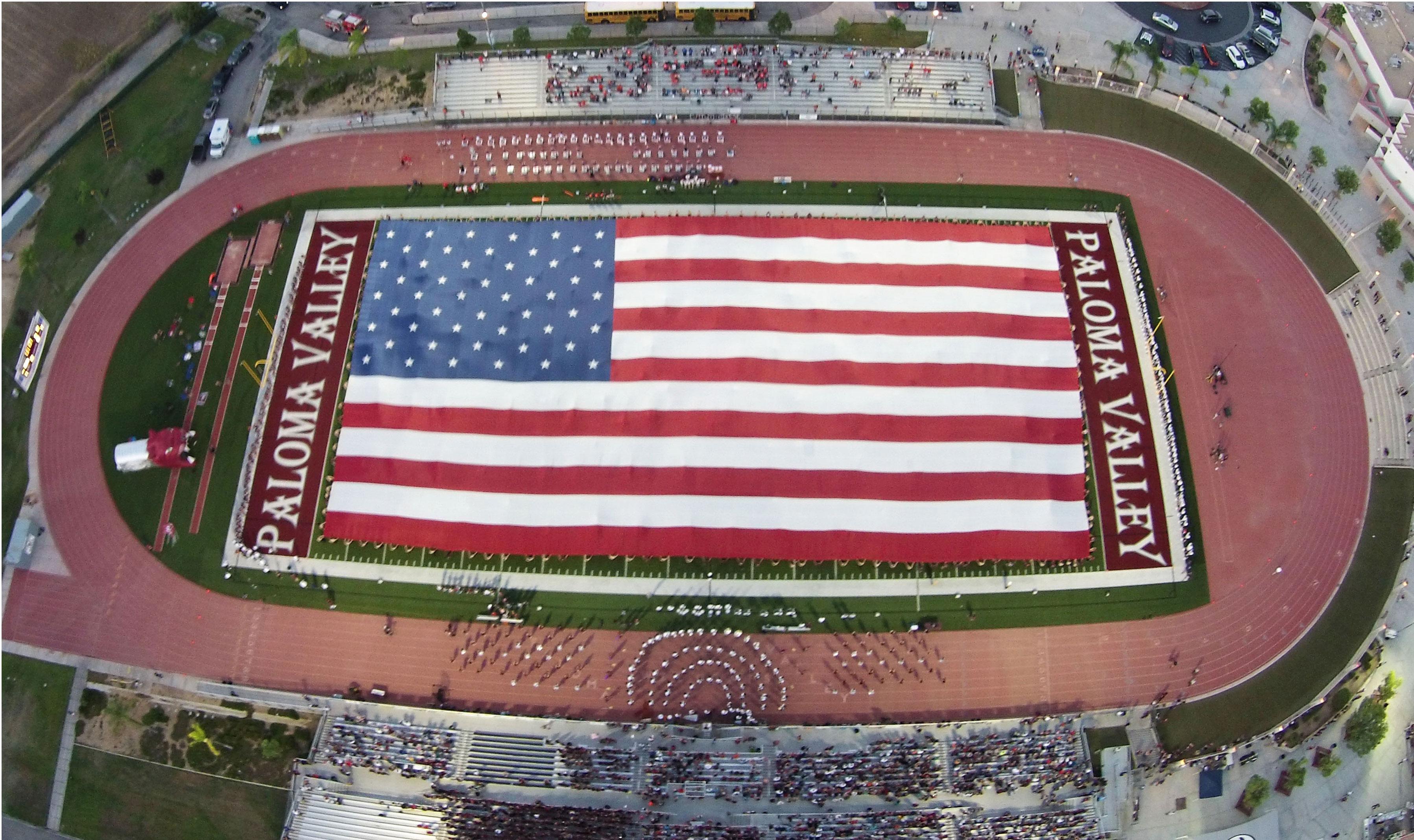 PVHS Stadium Flag