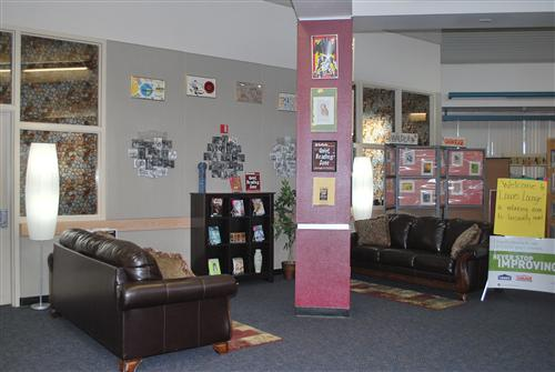 Image 1 of PVHS Library