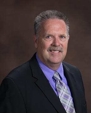 Photo of Superintendent, Grant Bennett