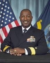 Rear Admiral (Lower Half) Evans