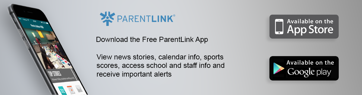 Parentlink, the PUHSD app for your smartphone.