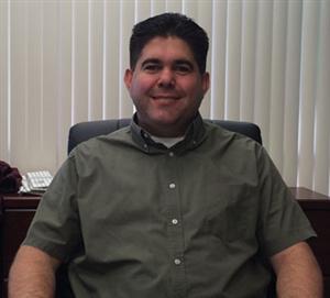 Image of Vice Principal, Nicholas Hilton