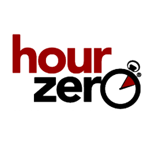logo for Hour Zero
