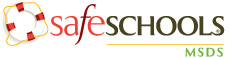 Logo for Safe Schools MSDS