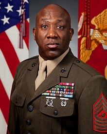 Sergeant Major Green