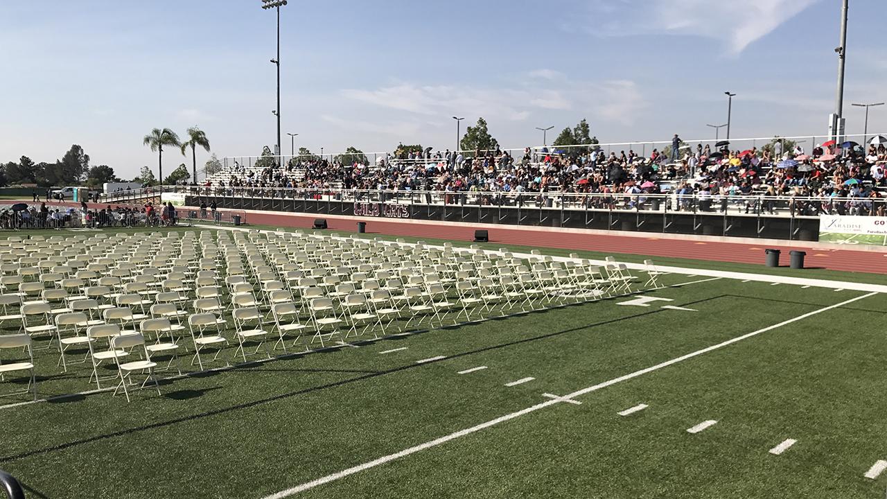 PVHS Graduation Live Stream