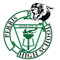 Perris High School logo