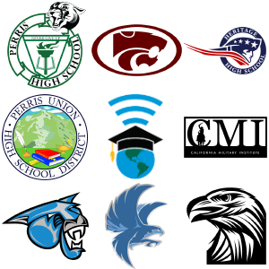 Image for PUHSD Logos