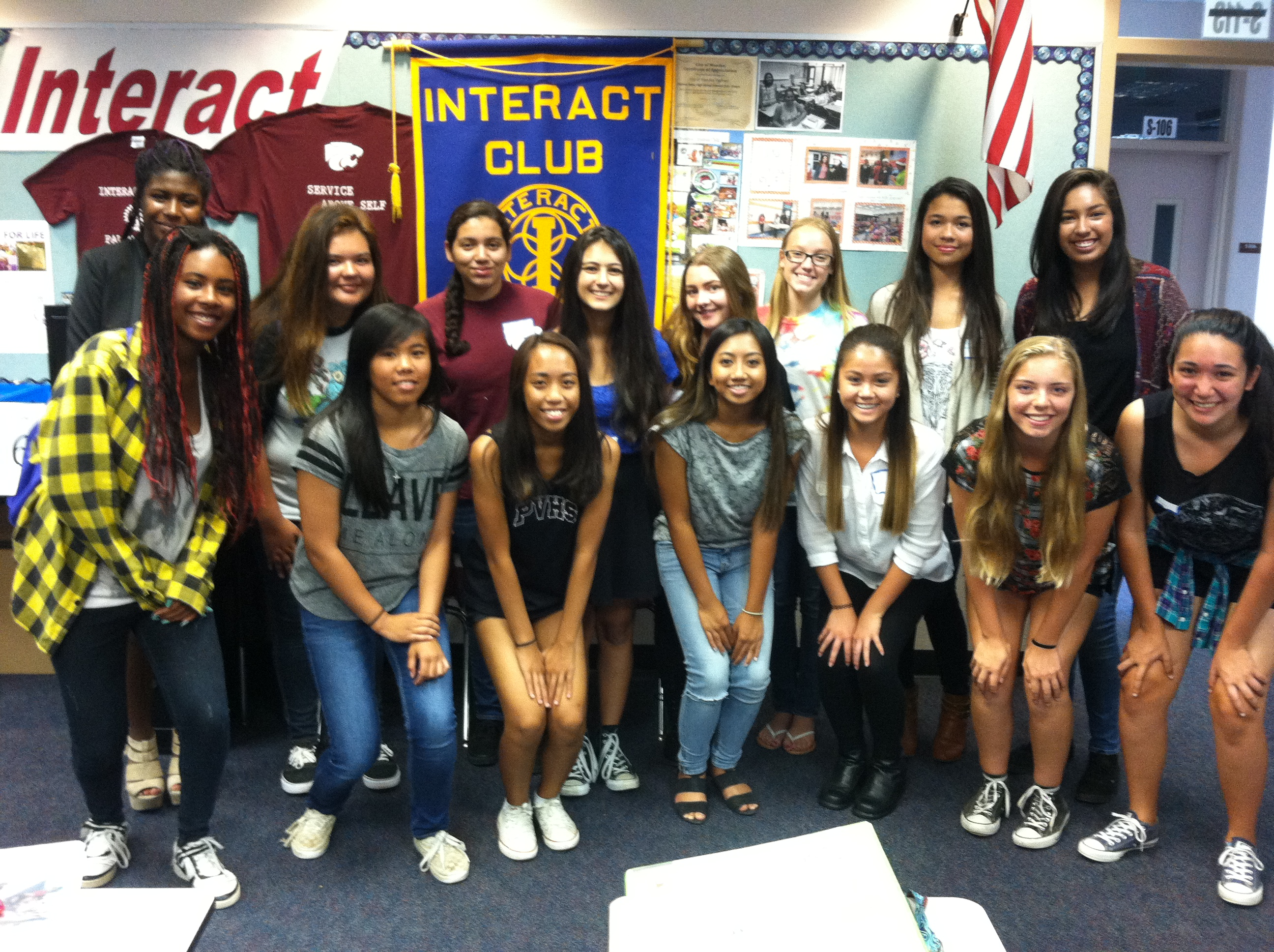 The Interact Club Photo7