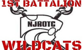 NJROTC logo with workds